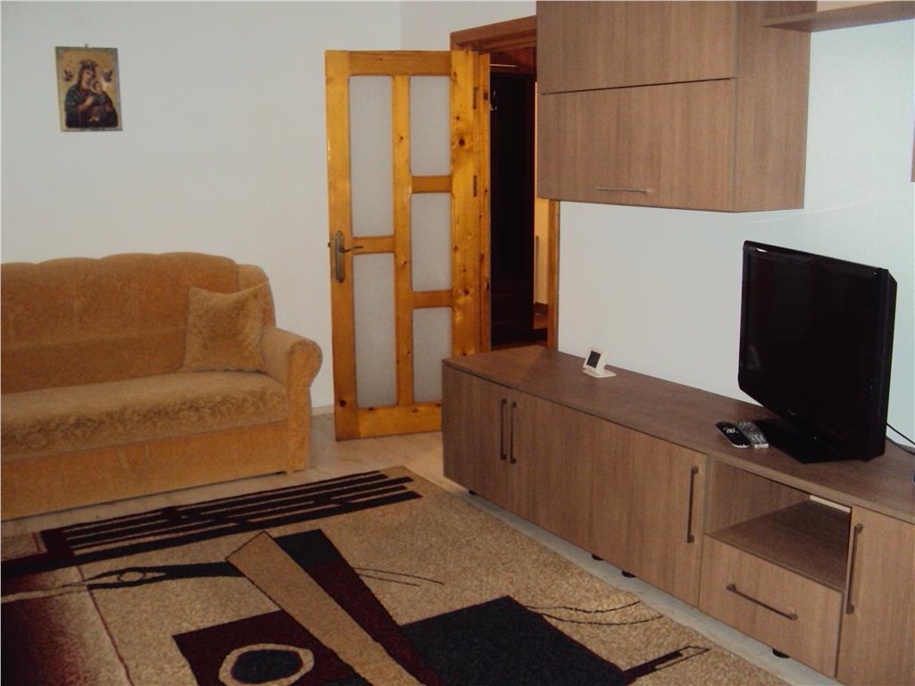 Apartament 2 camere, et 1, mobilat si utilat