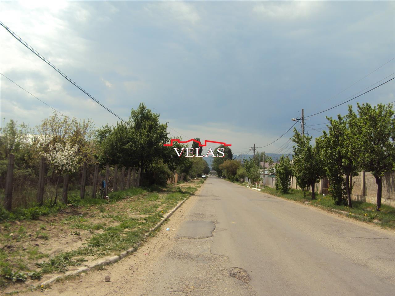 Teren intravilan Odobesti, 1170 mp