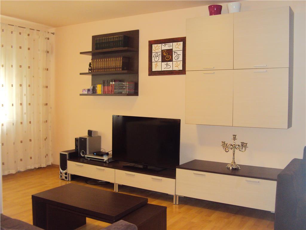 Apartament 3 camere, et.1, CT, Gara -blocuri noi