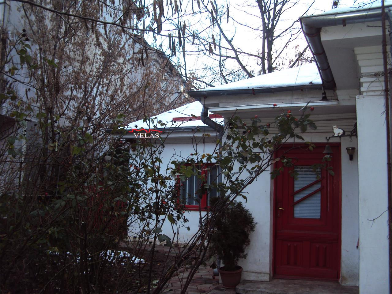 Casa Focsani, teren 540 mp, CT, zona centru