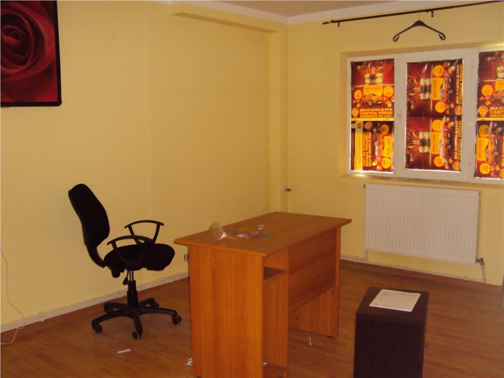 Apartament 2 camere, parter stradal,birou,CT