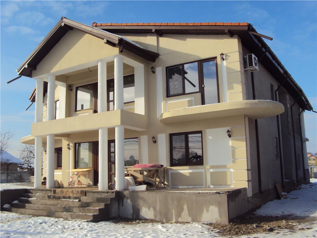Vila noua Focsani-Obor, S+P+E, 970 mp teren