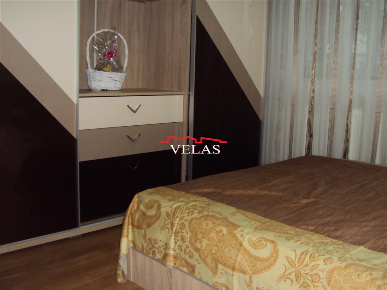 Apartament 2 camere, parter, CT, mobilat si utilat