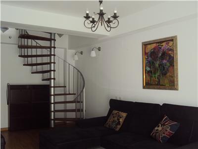 Apartament 2 camere, Bucuresti, et.5-6,mobilat si utilat,garaj