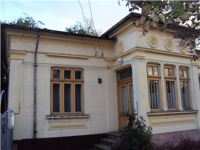 Casa Focsani, parter, CT, cu teren 1040 mp, cartier Gara