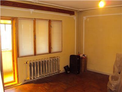 Apartament 3 camere, et 1, CT,  Longinescu, doua balcoane, doua bai