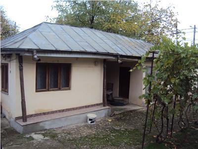 Casa veche cu teren 6388mp, Campineanca, sat Pietroasa