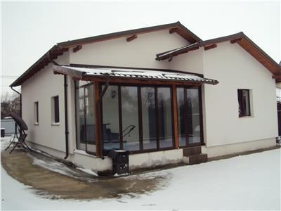 Casa Golesti, mobilata si utilata, teren 465mp