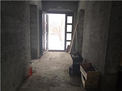 Casa noua P+M, Cotesti, cu 1215mp teren intravilan